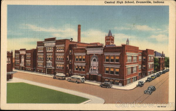 Central High School, Evansville, Indiana