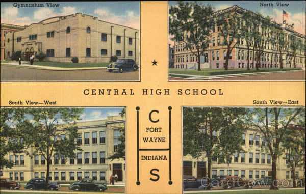 Central High School Fort Wayne Indiana