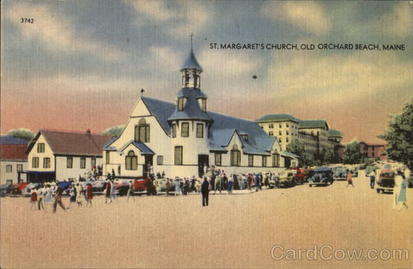 St. Margaret's Church Old Orchard Beach Maine