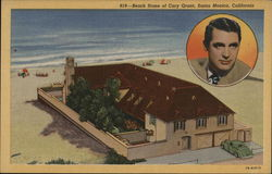 Beach Home of Cary Grant