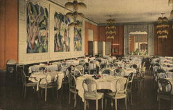 Main Dining Room, Del Monte Lodge