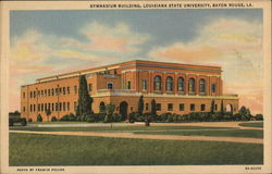 Gymnasium Building, Louisiana State University