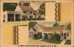 Garden Grove Motor Court, Virginia's Finest