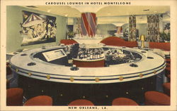Carousel Lounge in Hotel Monteleone