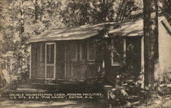 Pine Haven - Double Housekeeping Cabin