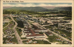 Air View of Oak Ridge, Tenn.