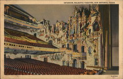 Interior, Majestic Theatre