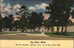Big State Motel, 2911 So. Wayside