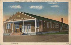United States Post Office, U.S. Naval Training Station