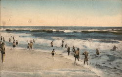 Surf Bathing, Jones Beach, Long Island