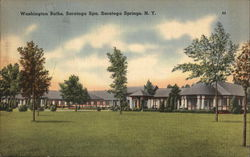 Washington Baths, Saratoga Spa