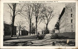 The Quadrangle, Colgate University