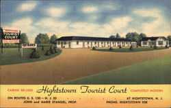 Hightstown Tourist Court
