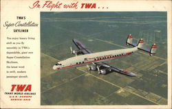 TWA Super-Constellation Skyliner