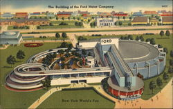 The Building of the Ford Motor Company
