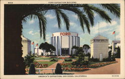 Ford Exposition Building, America's Exposition