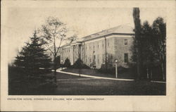 Knowlton House at Connecticut College