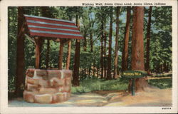 Wishing Well, Santa Claus Land