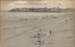 Concordville and Bathing Beach