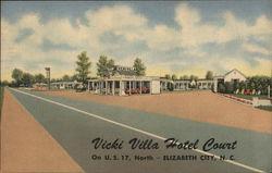 Vicki Villa Hotel Court