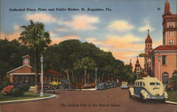 Cathedral Place, Plaza and Public Square