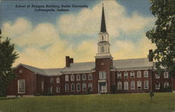 School of Religion Building, Butler University