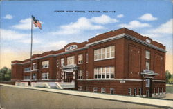 Junior High School, Warsaw, Ind.