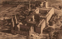 St. Meinrad's Abbey, Church and Seminary