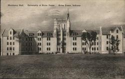 Morrissey Hall, University of Notre Dame