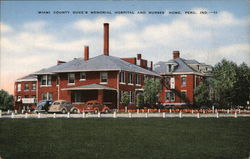 Miami County Duke's Memorial Hospital and Nurses' Home