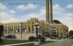 Municipal Power and Light Plant