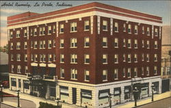 Hotel Rumely Postcard