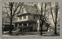Boyhood Home of Wendell L. Willkie