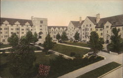 Men's Residence Center, Indiana University