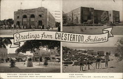 Greetings from Chesterton, Indiana