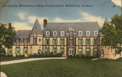 Le Chateau, Middlebury College French School
