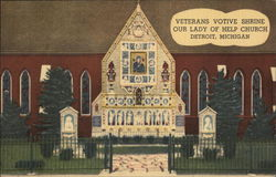 Veterans Votive Shrine Our Lady of Help Church
