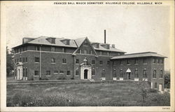 Frances Ball Mauck Dormitory, Hillsdale College
