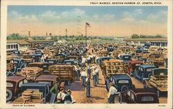 Fruit Market, Benton Harbor
