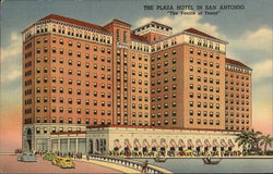 "The Plaza Hotel, ""The Venice of Texas"""
