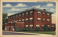 Hotel Fort Raleigh