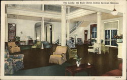 The Lobby, The Elder Hotel