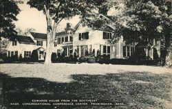 Edwards House from the Southeast