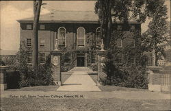 Parker Hall, State Teachers College