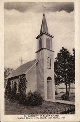 St. Anthony of Padua Chapel Postcard