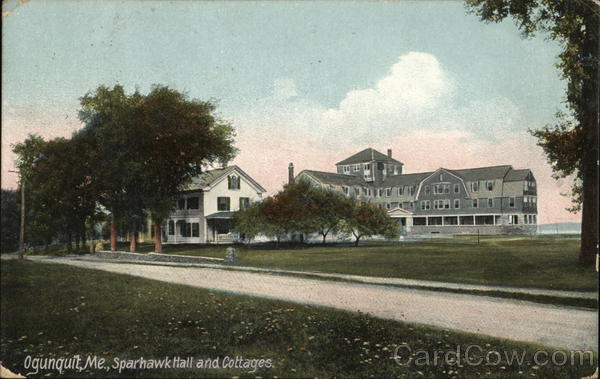 Sparhawk Hall and Cottages Ogunquit Maine