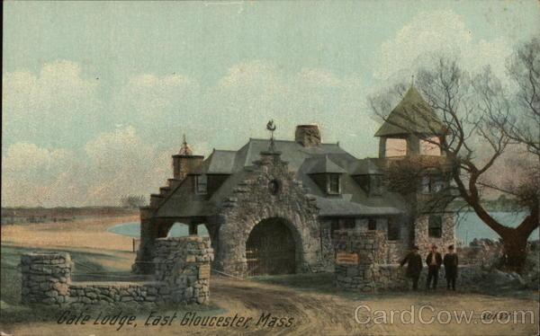 Gate Lodge East Gloucester Massachusetts