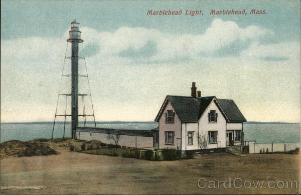 Marblehead Light Massachusetts