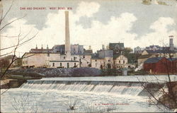 Dam and Brewery