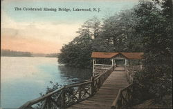 The Celebrated Kissing Bridge